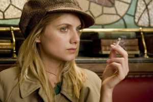 Melanie Laurent as Shosanna