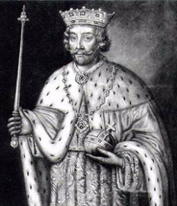 Portrait of Edward II