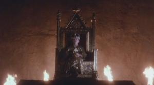 Cue Zadok the Priest...