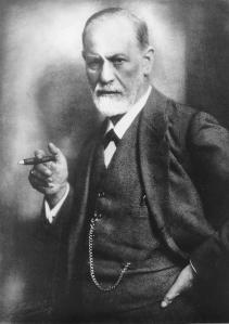 Freud's presence is felt throughout the second half of the film.  But sometimes an idea is just an idea.