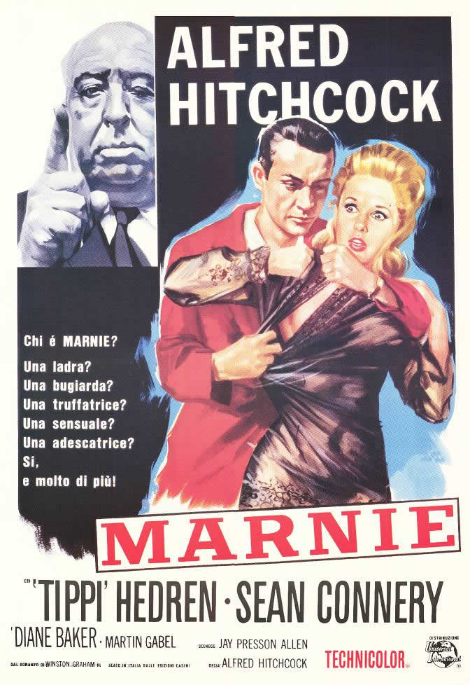 Marnie (1964) u2013 The Abusive Nature of Therapy : Ruthless ...