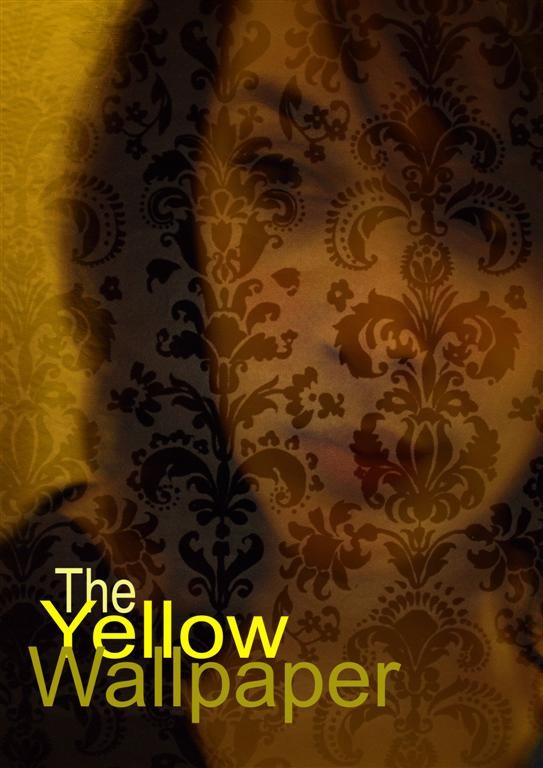 "wallpaper yellow. ""The Yellow Wallpaper"" the"