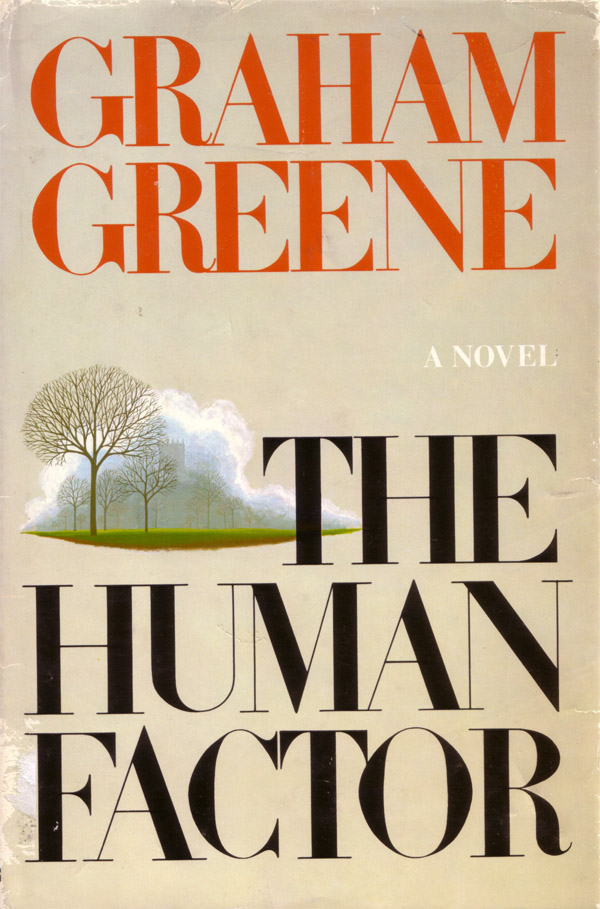 graham greenes the human factor essay The conradian legacy in the novels of graham greene and the human factor has been written on the conradian legacy in the novels of graham greene.