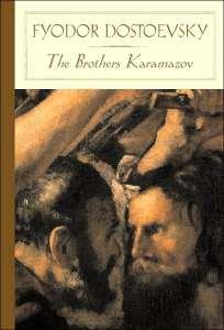 The Brothers Karamazov by Dostoevsky