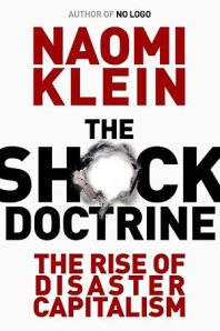 The Shock Doctrine by Klein