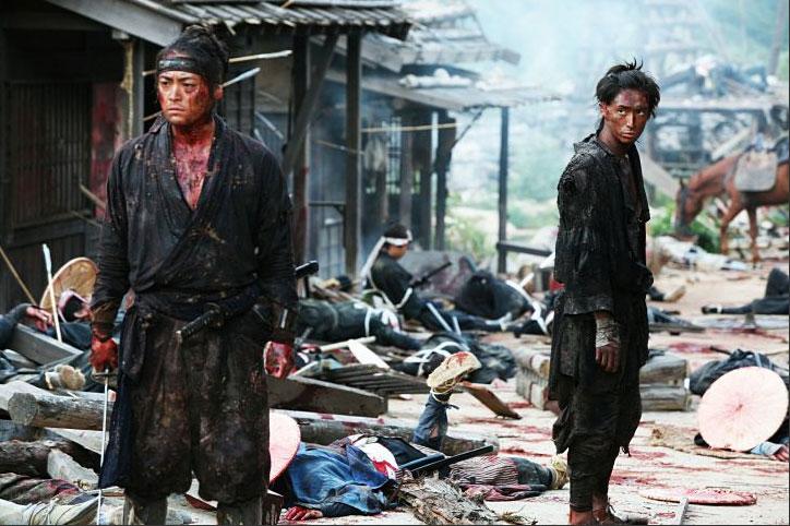 13assassins2 Review: 13 Assassins by Takashi Miike (2010)