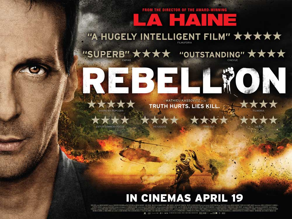 Rebellion (2011 film) REVIEW Rebellion 2011 Ruthless Culture